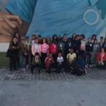 Street art tour guidato dagli studenti dell'Istituto Sarria-Monti di San Giovanni a Teduccio