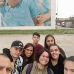 Street art tour con il LET di Casa Generalizia in visita al Parco dei Murales
