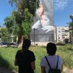 Street art tour tra il Parco de Murales e il Rione dei Murales con Fausta Chiesa, giornalista del Corriere della Sera