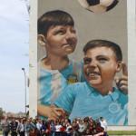 Street art tour in collaborazione con #CUOREDINAPOLI, progetto artistico ideato dal Corso di Nuove Tecnologie dell'Arte dell'Accademia di Belle Arti di Napoli