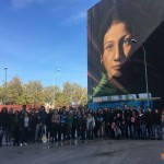 Secondo social tour di street art al Parco dei Murales