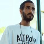 Edoardo Suraci, curatore e co-fondatore di ALT!rove – Street Art Festival e curatore di Altrove Gallery