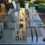 ''Napoli Smart City Ante litteram: Giornata d'Arte al Centro Direzionale'', il plastico