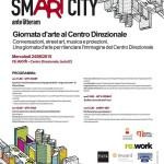''Napoli Smart City Ante Litteram: Giornata d'Arte al Centro Direzionale'', locandina