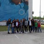 ''Ponticelli Street Art Tour'': visita al Parco dei Murales con gli allievi dell'ISIS ''Archimede''