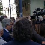 Inaugurazione ''Un Murale per Giancarlo Siani''