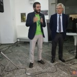 ''Un Murale per Giancarlo Siani'' presentato a Imbavagliati - Festival Internazionale di Giornalismo