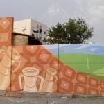 INWARD e ShaOne per la Villa Romana Caius Olius Ampliatus a Napoli Est: work in progress