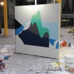 W3 a Villa Necchi per Nartist e Gruppo Doimoo - Gue, work in progress