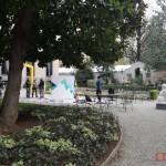 W3  a Villa Necchi per Nartist e Gruppo Doimo
