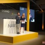 Evento Villa Necchi per Nartis e Gruppo Doimo con Luca  Borriello, direttore ricerca INWARD