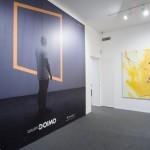 """L'opera di Mattia Campo Dall'Orto """"Canuomo"""" presso la Galleria Seno di Milano"""
