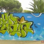 W3 a Castellammare di Stabia. In foto l'intervento di Reil