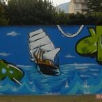 W3 a Castellammare di Stabia. In foto l'intervento di Tasto
