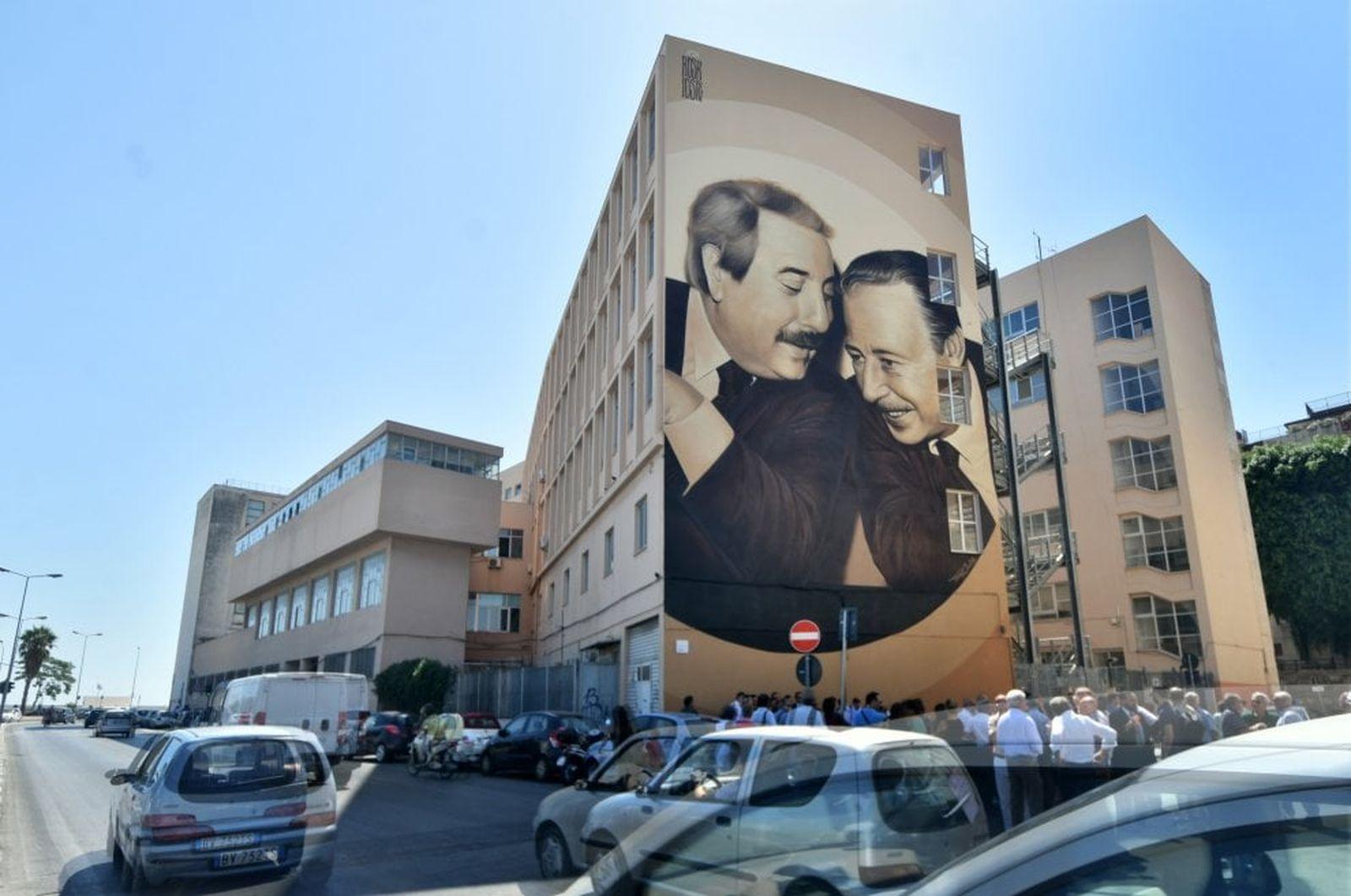 """""""Giovanni e Paolo"""": a 25 anni dalle stragi"""