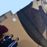 """""""Giovanni e Polo"""", inaugurazione dell'opera (foto di Mike Palazzotto)"""