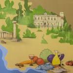 Mrfijodor alla Borsa Mediterranea del Turismo, dettaglio