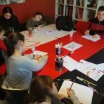 Laboratorio Creativo presso il Centro Territoriale per la Creatività Urbana