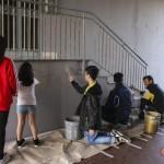 Laboratori di pittura, seconda sessione