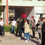 Festa al Parco dei Murales: laboratorio di giocoleria. Foto di Klaus Bunker