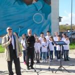 """Festa al Parco dei Murales: esibizione """"Coro Mulan"""". Foto di Klaus Bunker"""