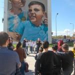 """Festa al Parco dei Murales: esisbizione """"Coro Mulan"""". Foto di Klaus Bunker"""