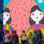 Festa al Parco dei Murales: street art tour. Foto di Klaus Bunker