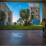 I colori di Napoli Est. Foto di Salvatore Maiorano