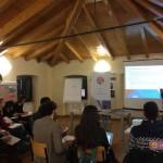 """""""Oculus – Giovani Operatori per la Creatività """": lezione in aula con David Ardito presso il Polo Giovani Toti di Trieste"""