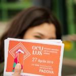 """""""Oculus – Giovani Operatori per la Creatività Urbana"""":  volantinaggio"""