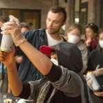 """""""Oculus – Giovani Operatori per la Creatività Urbana"""": laboratorio di writing"""