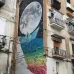 """L'opera """"Sognando un mondo a colori"""" di Diana Petrarca"""
