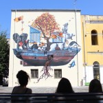 """L'opera """"La Cura"""" di Orma il Viandante"""