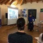 """""""Oculus – Giovani Operatori per la Creatività """": lezione in aula con Edoardo Suraci presso il Polo Giovani Toti di Trieste"""