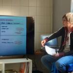"""""""Oculus – Giovani Operatori per la Creatività """": lezione in aula con Pietro Rivasi presso  Ink Club ARCI di Bergamo"""