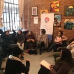 """""""Oculus – Giovani Operatori per la Creatività """": lezione in aula con Fijodor Benzo presso Docks74 Art Gallery di Torino"""
