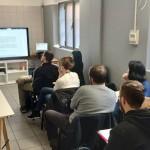 """""""Oculus – Giovani Operatori per la Creatività """": lezione in aula con Claudio Musso presso  Ink Club ARCI di Bergamo"""