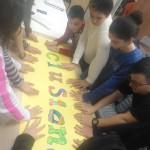 Inclusione: una foto dal laboratorio