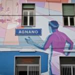 L'opera di Kerotoo ad Agnano. Foto di Riccardo Siano