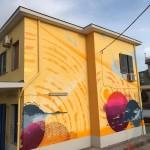 """""""Soletudine"""": l'opera di Corn79 a Grotta del Sole"""