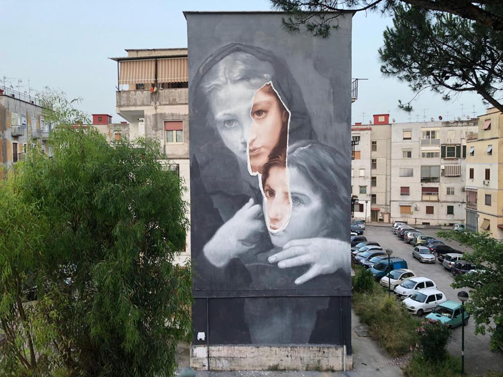 L'opera di Gomez nel Rione Luzzatti Ascarelli