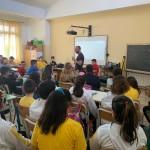 Incontro tra gli studenti dell'Istituto Telesio e Mattia Campo Dall'Orto