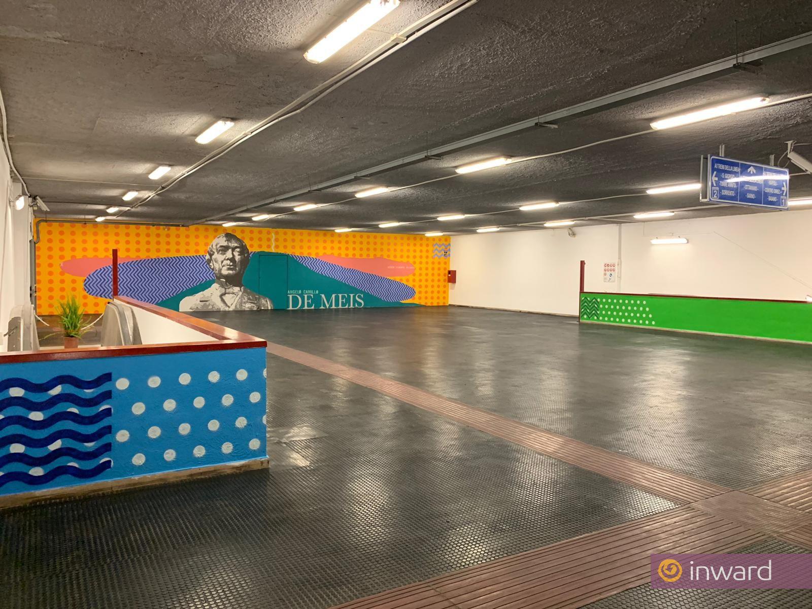 L'opera di Biodpi alla stazione Vesuvio De Meis