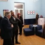 """""""UrbanRoom. Street artisti italiani in mostra - volume 1"""":  visita a seguito dell'incontro """"Ricognizione Fellini"""""""
