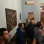 """UrbanRoom. Street artisti italiani in mostra - volume 1"": opening."