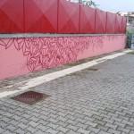 """""""Mane e mane"""": l'opera di Raro alla stazione di Santa Maria del Pozzo. Work in progress."""