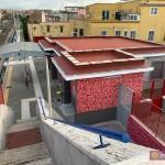 """""""Mane e mane"""": l'opera di Raro alla stazione di Santa Maria del Pozzo"""