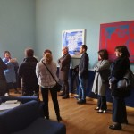 """""""UrbanRoom. Street artisti italiani in mostra - volume 1"""":  visita a seguito dell'inaugurazione della mostra """"Texture Urbana"""""""