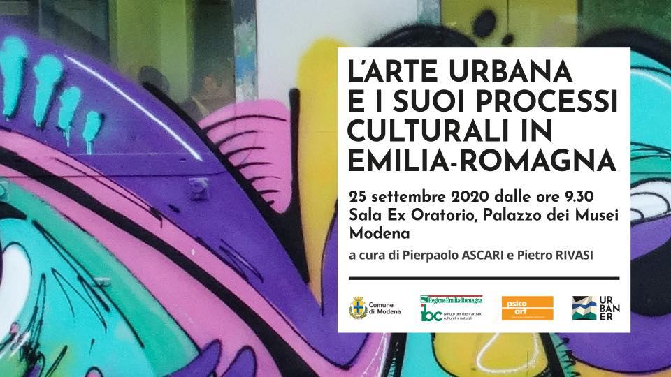 Convegno a Modena con Urbaner e IBC Emilia Romagna