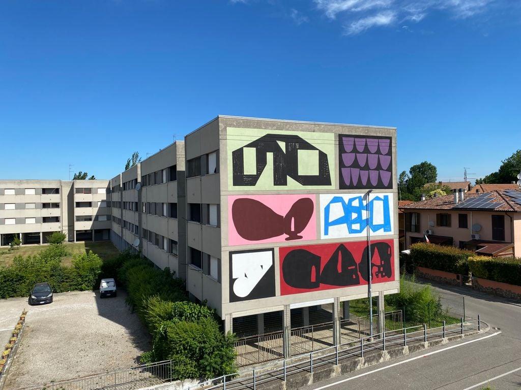 #HollandMe: l'opera di Erosie e 108 a Mantova